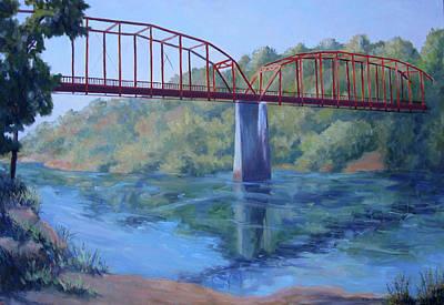 Fair Oaks Bridge Art