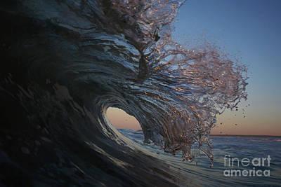 Photograph - Flowy Ripple by Russ LaScala