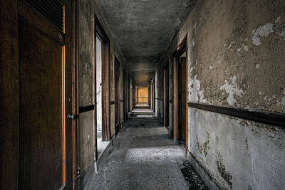Photograph - Ghost in the distance by Steven K Sembach