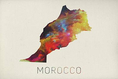 Morocco Mixed Media