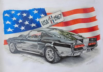 Americano Drawings