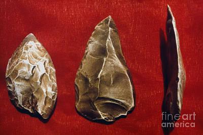 Paleoindian Photographs