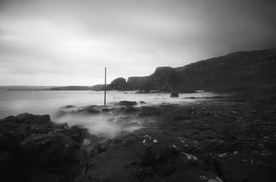 Photograph - Port Moon by Edward Benton