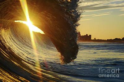 Photograph - Seaolar Flare by Russ LaScala