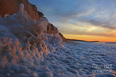 Photograph - SeaSplash by Russ LaScala