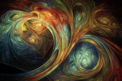 Depth Digital Art