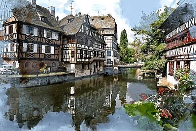 Rhine River Paintings