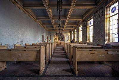 Photograph - Take me to church by Steven K Sembach