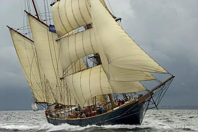 Tall Ships Race 2012 Art