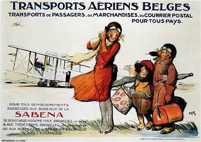 Transport Mixed Media