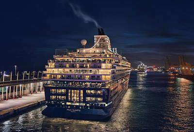 Cruise Ship Photographs
