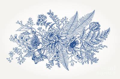 Phlox Digital Art