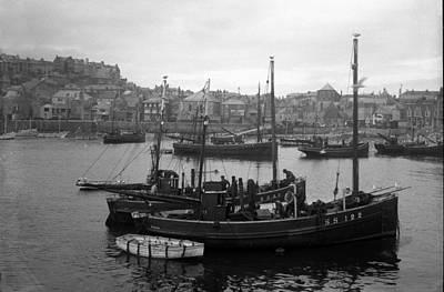 Photograph - Cornish Fishing Boats St Ives by Graham Harding