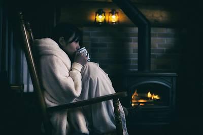 Fireplace Photographs