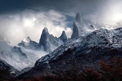 Mount Fitzroy Photographs