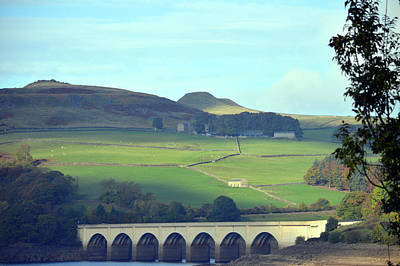 Photograph - Lady Bower Derbyshire England by Graham Harding