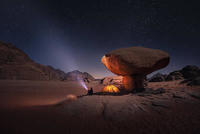 Tent Rocks Art