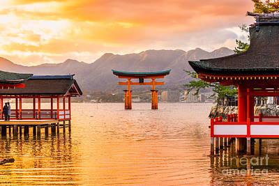 Itsukushima Art