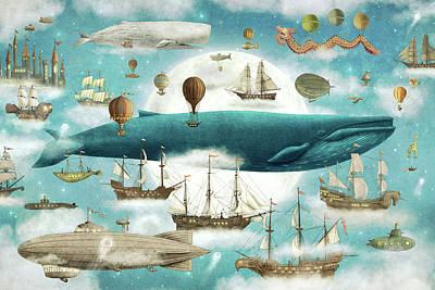 Galleon Drawings