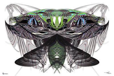 Digital Art - Rewind 18 by Warren Lynn