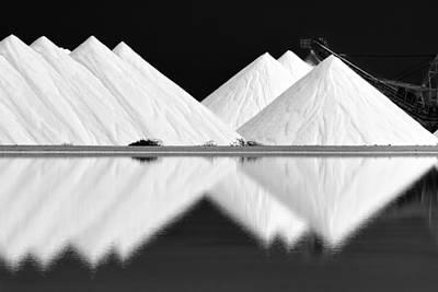Salt Mine Photographs