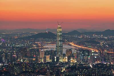 Seoul Photographs