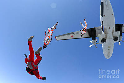 Skydiving Photographs