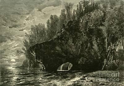 Spirit Lake Drawings