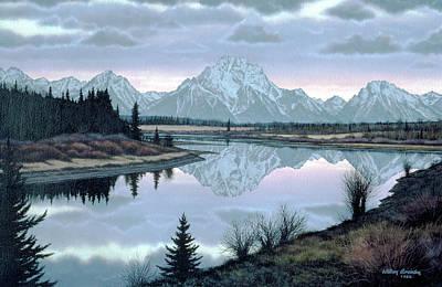 Oxbow Paintings