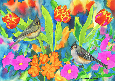 Titmouse Paintings