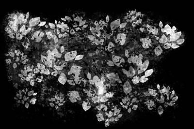 Digital Art - untitled digital art DA001, four of four by Tiffany J Morisue