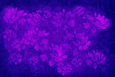Digital Art - untitled digital art DA001, one of four by Tiffany J Morisue