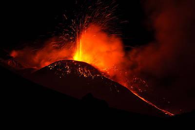 Volcanic Eruptions Photographs