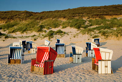 Designs Similar to Wicker Beach Chairs On Beach