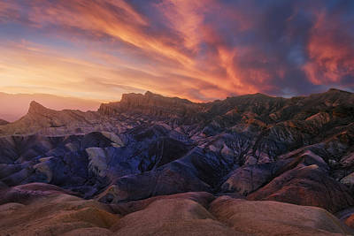 Zabriskie Point Art
