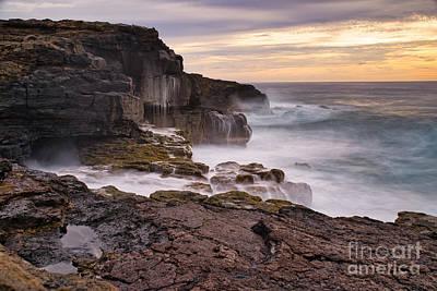 Photograph - Hawaii Sunset by Kasra Rassouli