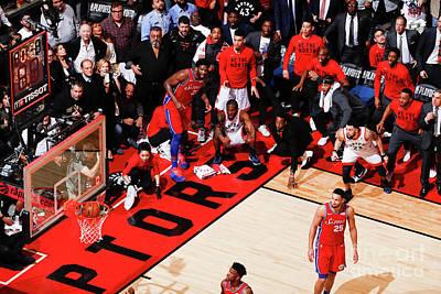 NBA Photos Wall Art