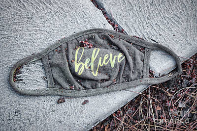 Photograph - Believe by Davy Cheng