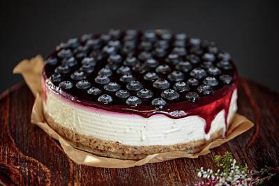 Cheesecake Photographs