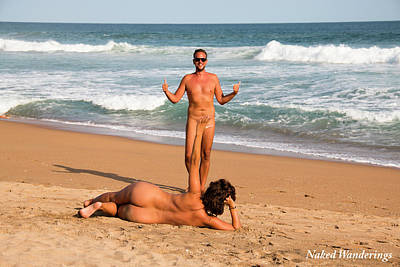 Beach couples nude Guest Pictures