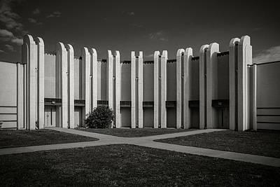 Photograph - Fine Arts Building by Bud Simpson
