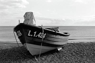 Photograph - Fishing Boat by Simon Long