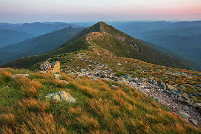 Franconia Ridge Photographs
