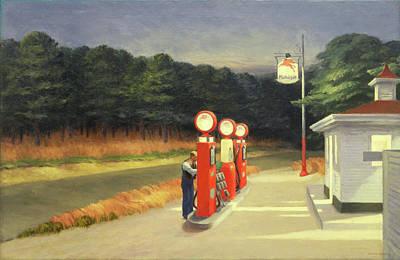 Pump Paintings