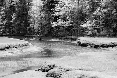 Photograph - Intercoastal Maine by Robert Stanhope