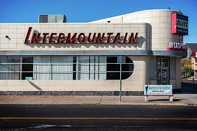 Photograph - Intermountain by Bud Simpson