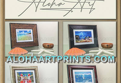 Photograph - Jeff Koons Tulip Sculpture Wynn Hotel and Casino Las Vegas Black White and Color by Aloha Art