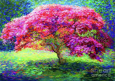 Japanese Maple Paintings