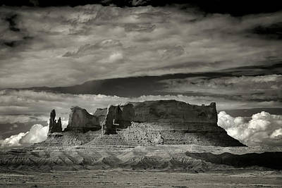 Photograph - Mesa by Bud Simpson