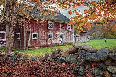 New England Barn Art